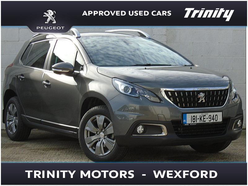 2018 Peugeot 2008 Used Car Wexford Trinity Group