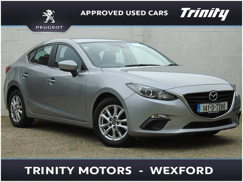 2014 Mazda 3 IMMACULATE EXECUTIVE 2.2 DSL SALOON 4DR Price €12,975