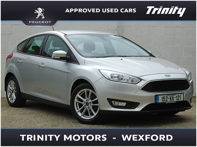 2015 Ford Focus IMMACULATE STYLE 1.5 TD 95BHP Price €14,495