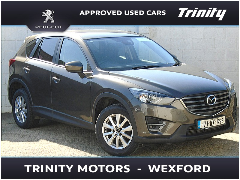 2017 Mazda CX-5 2WD 2.2D(150PS) EXEC SE ** ONE OWNER ** Price €21,945