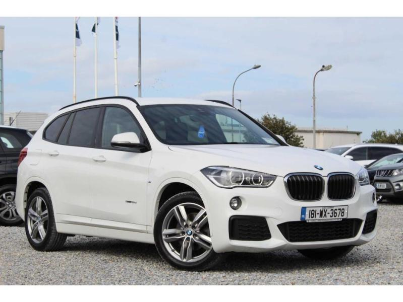 Used BMW X1 2018 in Waterford