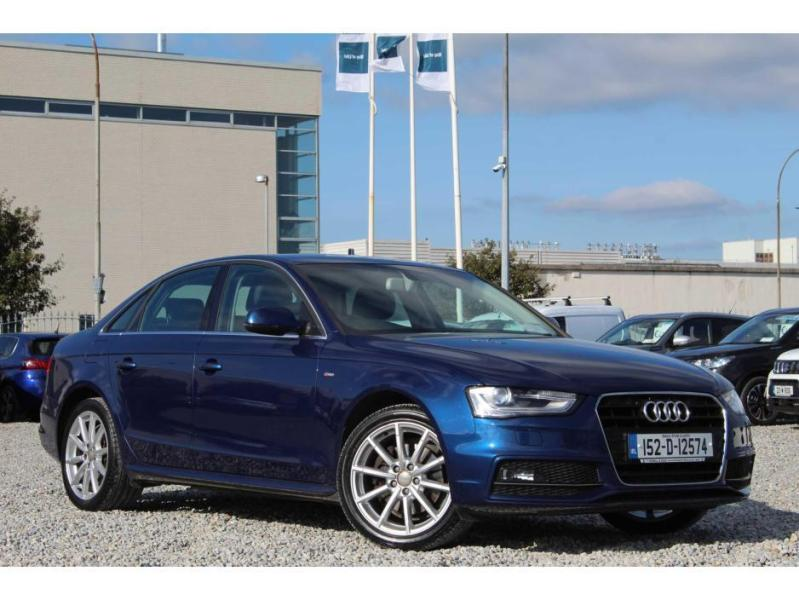 Used Audi A4 2015 in Waterford