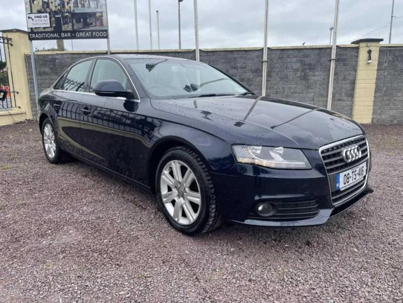 Used Audi A4 2008 in Waterford