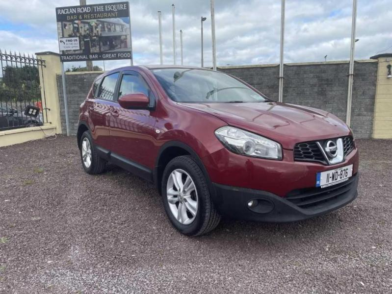 Used Nissan Qashqai 2011 in Waterford