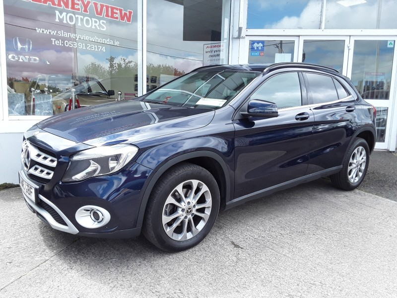 Used Mercedes-Benz GLA-Class 2018 in Wexford