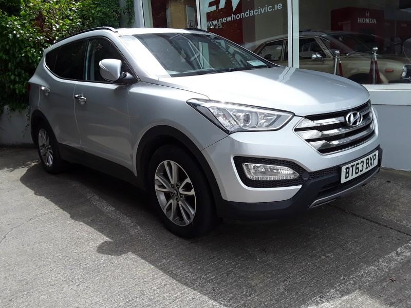 Used Hyundai Santa Fe 2014 in Wexford