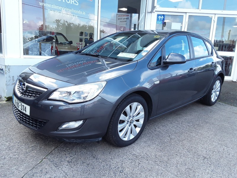 Used Opel Astra 2011 in Wexford