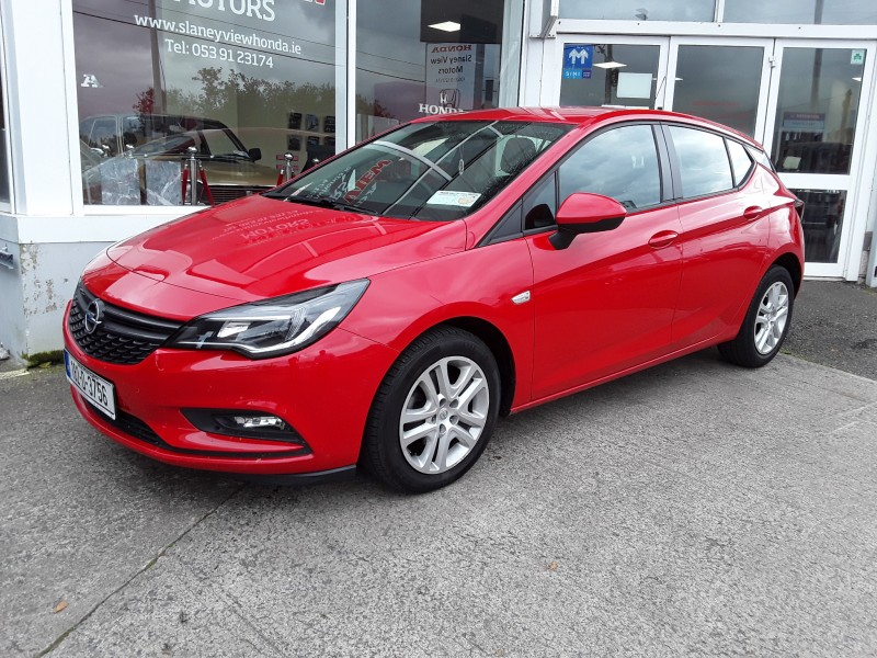 Used Opel Astra 2018 in Wexford
