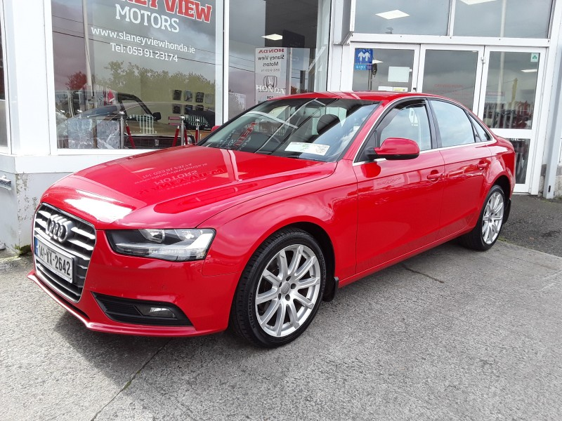 Used Audi A4 2014 in Wexford