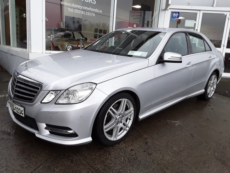 Used Mercedes-Benz E-Class 2013 in Wexford