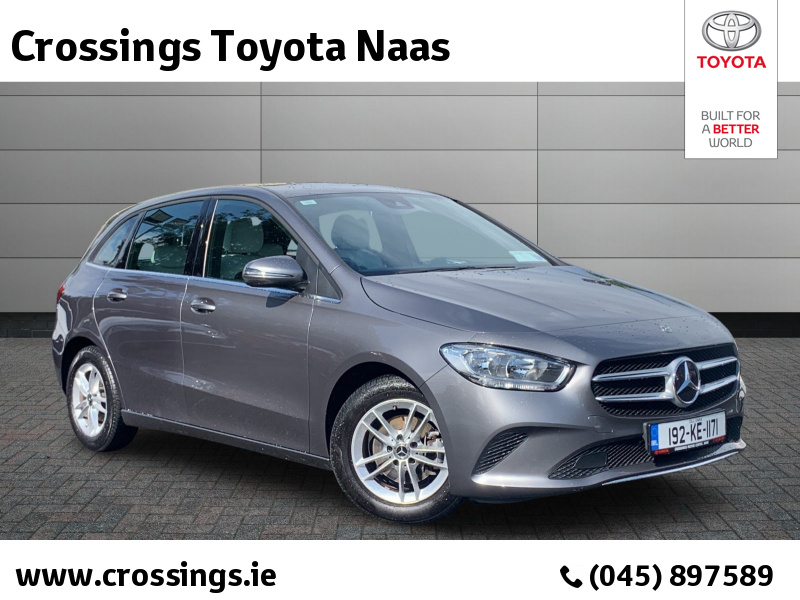 Used Mercedes-Benz B-Class 2019 in Kildare