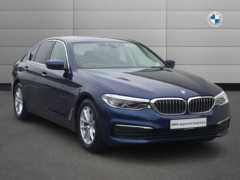 Used BMW 5 Series 2017 in Kildare