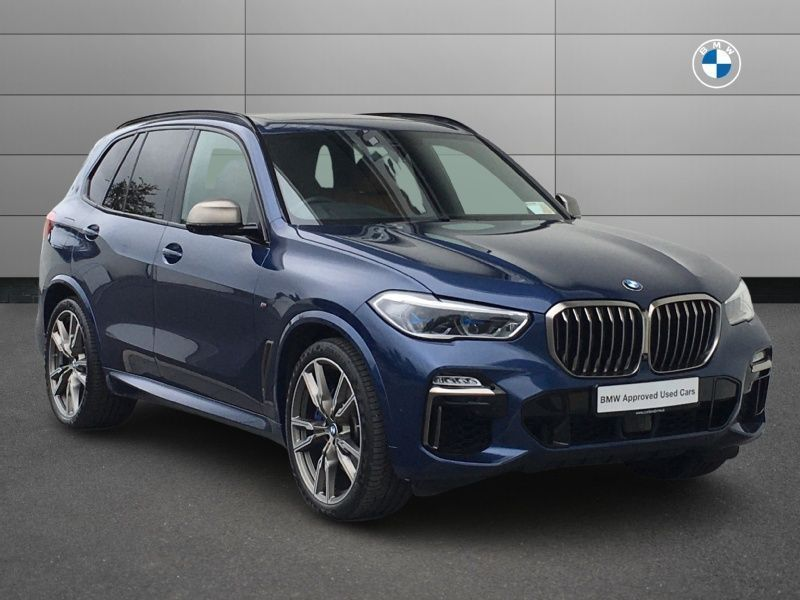 Used BMW X5 2019 in Kildare