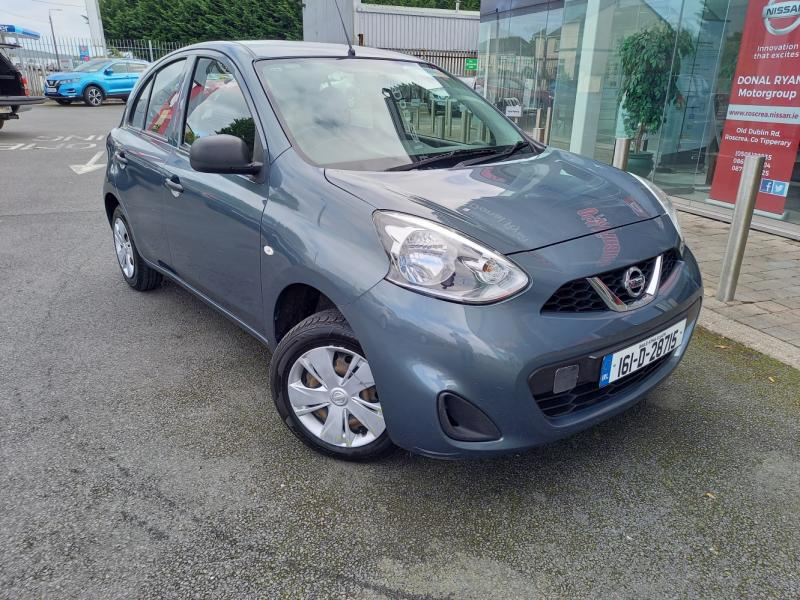 Used Nissan Micra 2016 in Tipperary