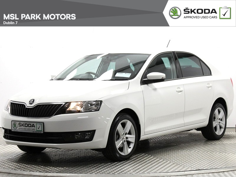 2017 Skoda Rapid Ambition 1 2tsi 90bhp - 0% FINANCE - Cruise