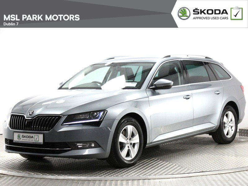 2018 Skoda Superb Ambition Combi 1 6tdi 120bhp - Xenon headlights