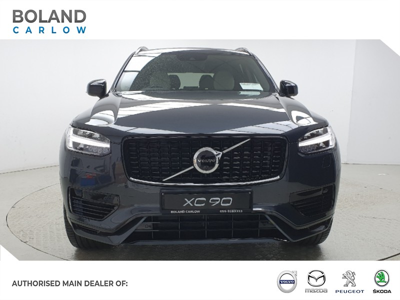 Volvo XC90 Recharge T8 (390hp) R Design Automatic AWD