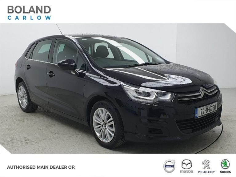 Citroen C4 BLUEHDI100 FEEL 4DR