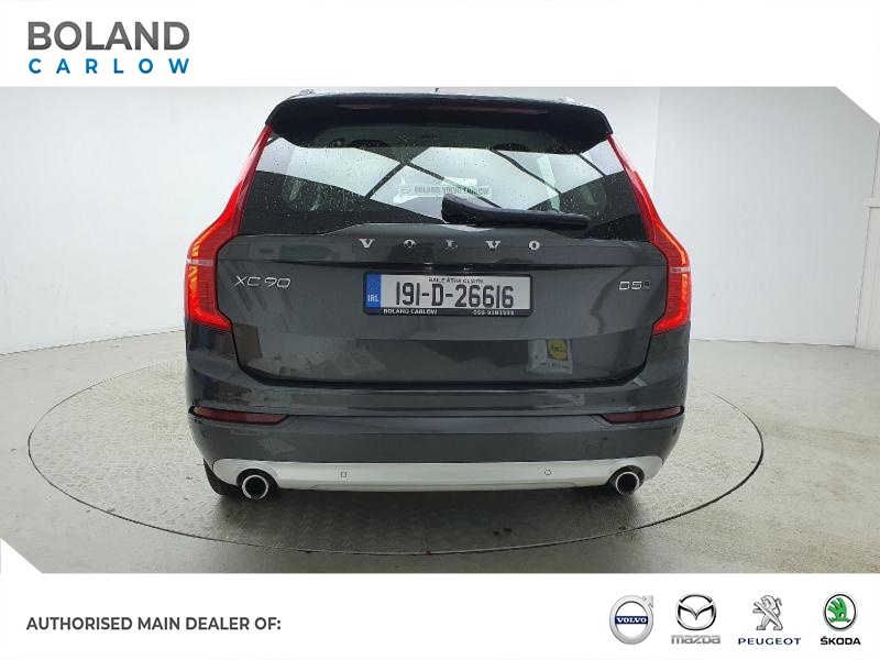Volvo XC90 D5 (235hp) AWD MOMENTUM 5DR AUTOMATIC