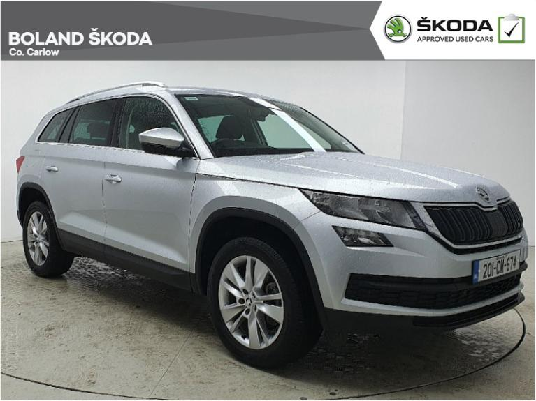 Skoda Kodiaq 7S AMBITION 2.0TDI 150Bhp With Retractable Tow Bar