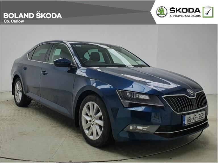 Skoda Superb AMBITION 1.6TDI 120BHP