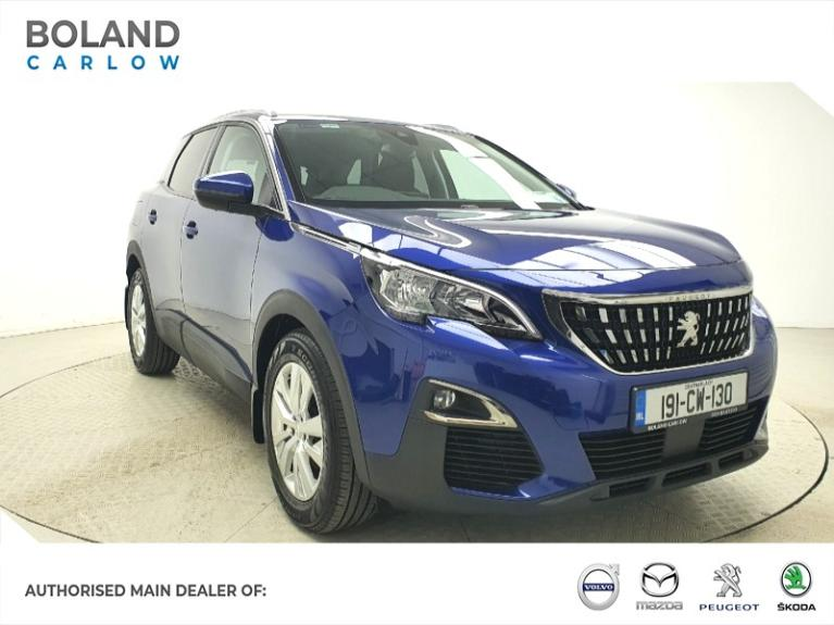 Peugeot 3008 ACTIVE 1.5 BLUE HDI 130 6