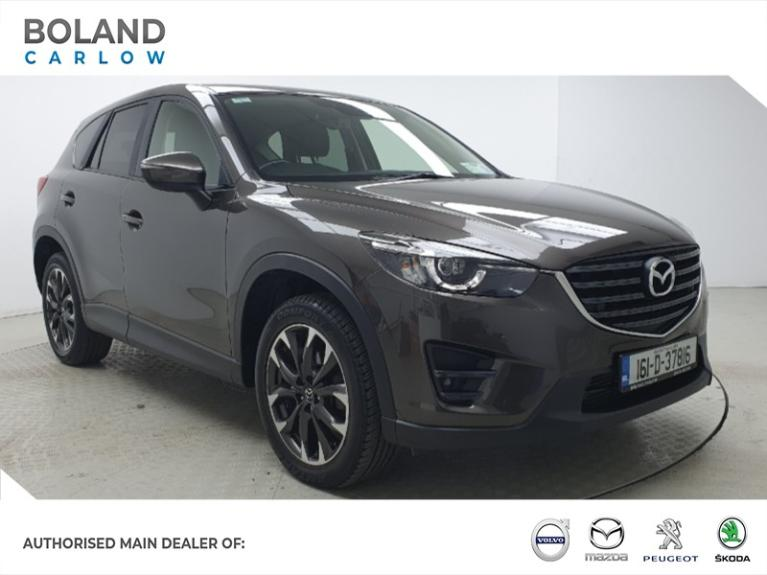 Mazda CX-5 4WD(175PS)2.2D PLATINUM A