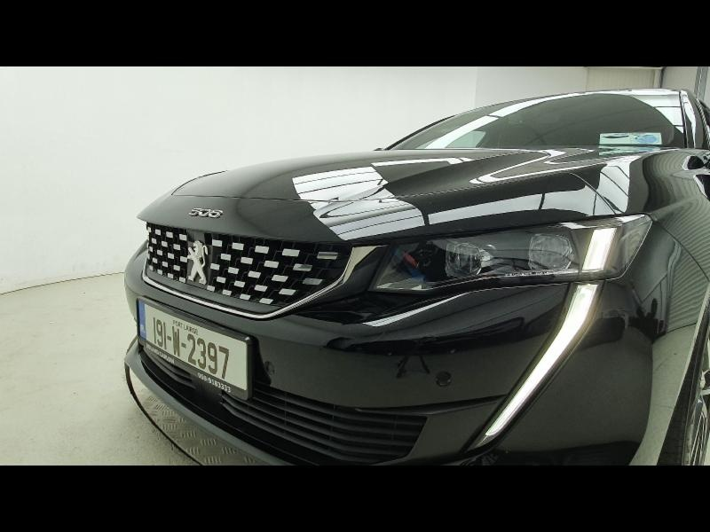 Peugeot 508  GT 2.0 BLUE HDI 180 AUTOMA