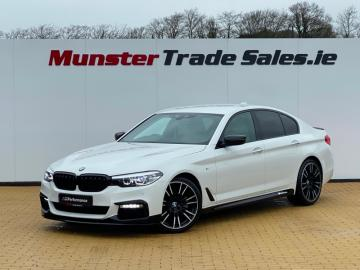 BMW 5 Series 520D M-SPORT G30 M-performance