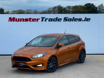 Ford Focus ST-LINE 1.5 TDCI 172