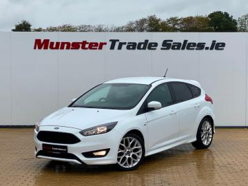 Ford Focus ST-Line Navigation 1.5 TDCi 120 Start/Stop