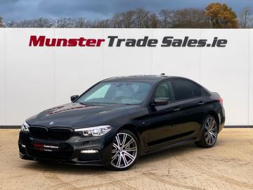 BMW 5 Series 520D G30 M-Sport Plus