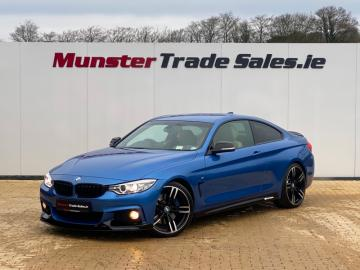 BMW 4 Series 430D M-Sport M performance