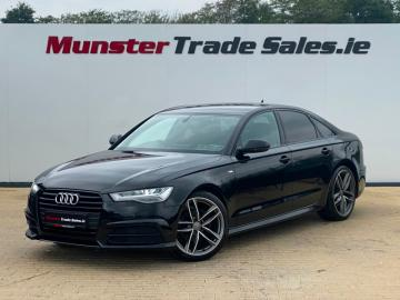 Audi A6 S Line Black Edition Ultra TDi 190 Ultra S tronic Auto Start/Stop