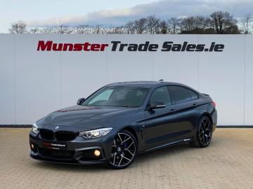 BMW 4 Series 420D M-Sport Grancoupe M performance