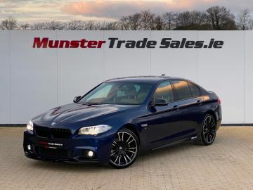 BMW 5 Series 520D M-Sport M performance