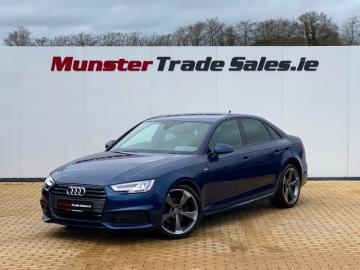 Audi A4 S-Line Ultra Low miles