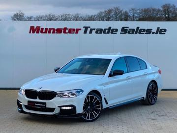 BMW 5 Series 530E M Performance 2018