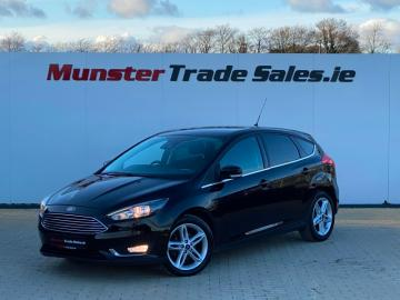 Ford Focus Titanium 1.5 TDCi 120 Start/Stop