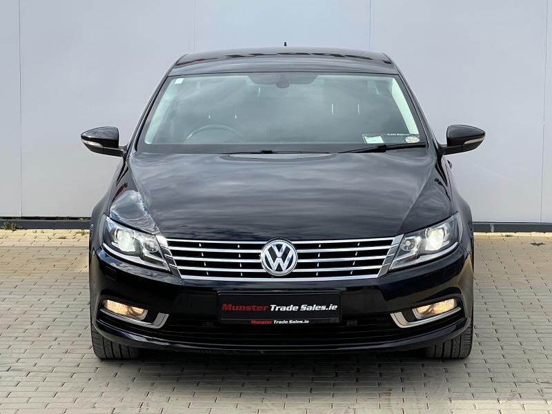 Volkswagen CC 2.0 TDI GT BMT 140PS 4DR