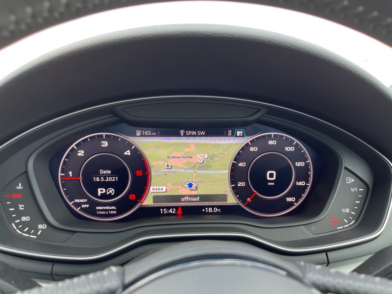 Audi A4 S-Line ultra 190BHP Auto 2018