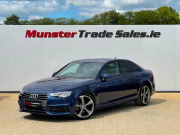 Audi A4 S-Line Ultra 150BHP 172