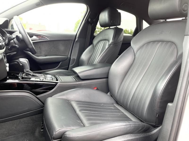 Audi A6 S-Line Black Edition 190BHP Ultra