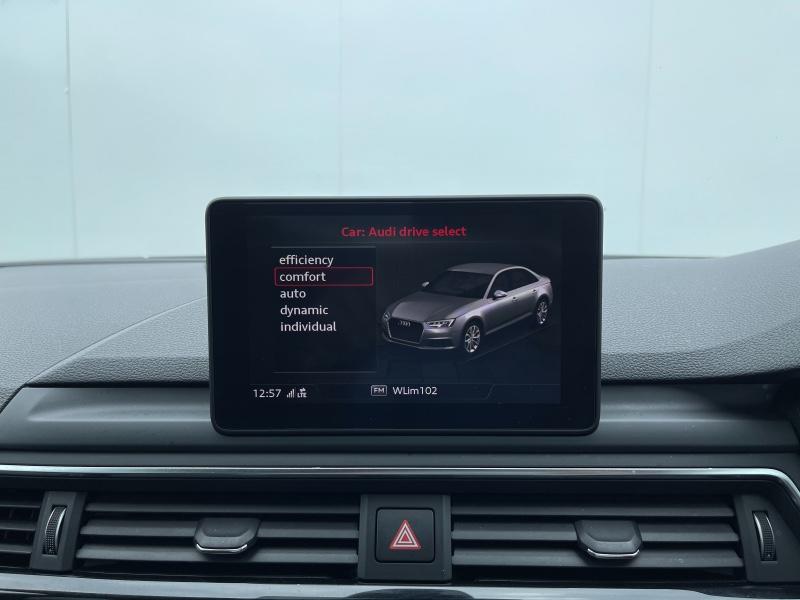 Audi A4 Black Edition 150BHP Auto