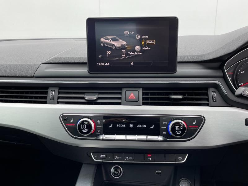 Audi A4 S Line Auto 2.0 TDI 150BHP 2018
