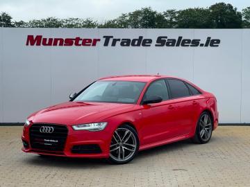 Audi A6 S Line Black Edition Ultra TDI 190 Ultra S tronic Auto Start/Stop