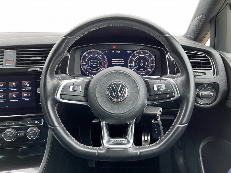 Volkswagen Golf GTD TDI 184 MK 7.5