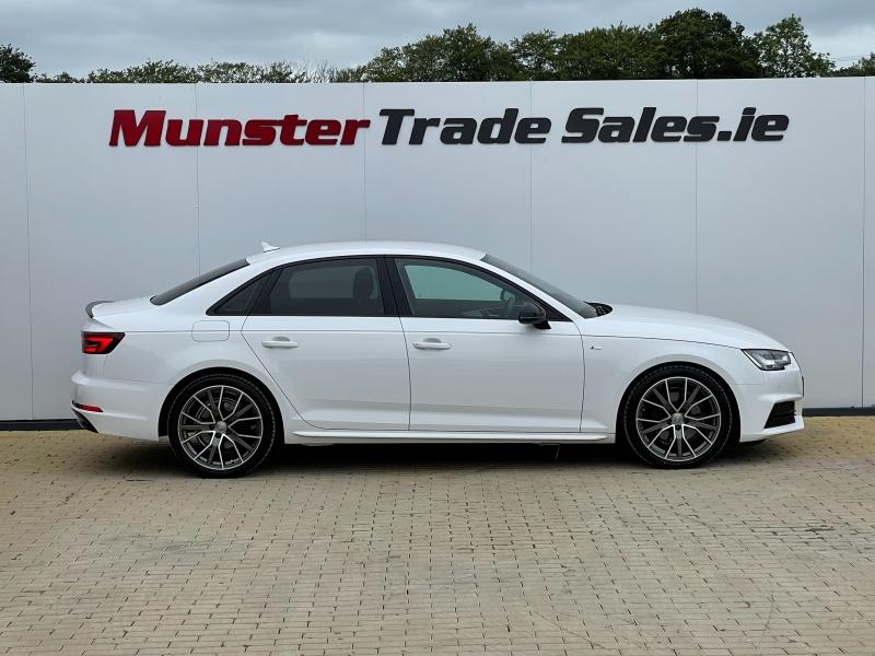 Audi A4 2.0TDI S-LINE ULTRA TECH PACK