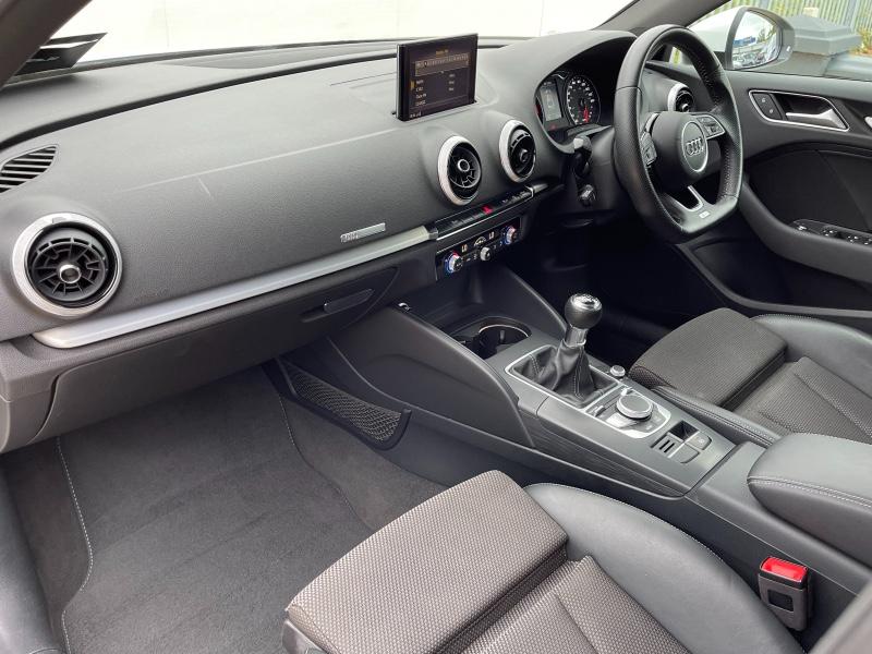 Audi A3 S Line 1.6 TDI 4DR