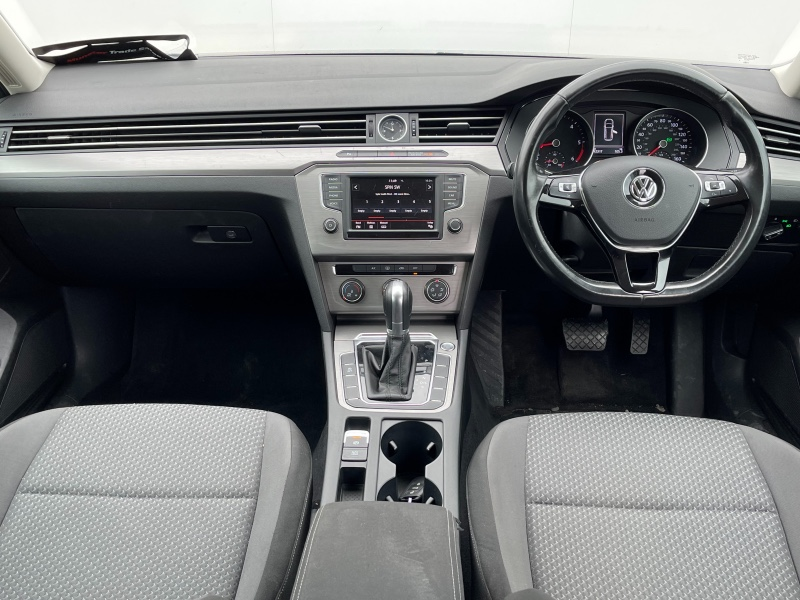 Volkswagen Passat 1.6TDI 120BHP DSG BlueMotion Auto Start/Stop